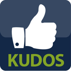 kudos thumb up