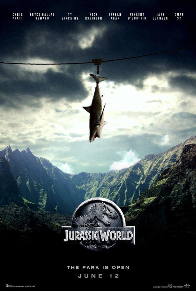 Jurassic Work